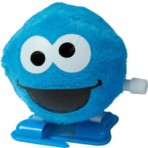 Wind-Up Cookie Monster Plush - Sesame Street