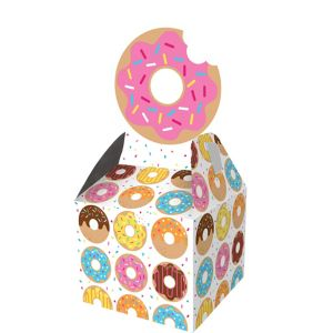 Donut Favor Boxes 8ct