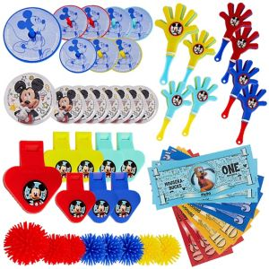 Mickey Mouse Favor Pack 48pc