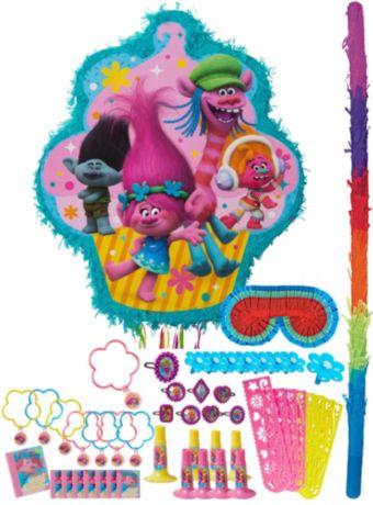 Trolls Pinata Kit with Favors