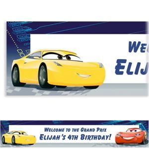 Custom Cars 3 Banner