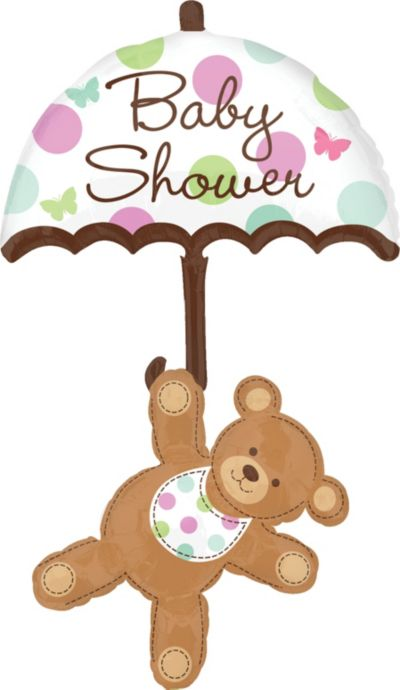 Baby Shower Balloon - Hugs and Stitches