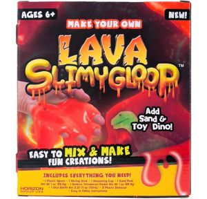 Lava Slime Kit 8pc