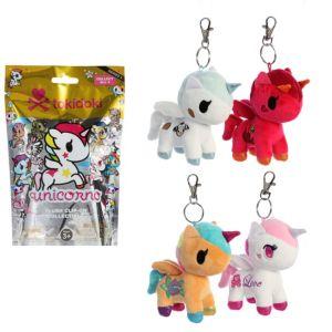 Clip-On Tokidoki Unicorno Plush Series 1 Mystery Pack