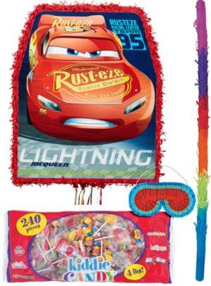 Lightning McQueen Pinata Kit - Cars 3