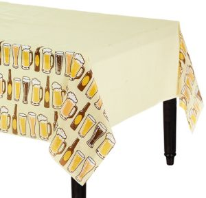 Cheers & Beers Table Cover