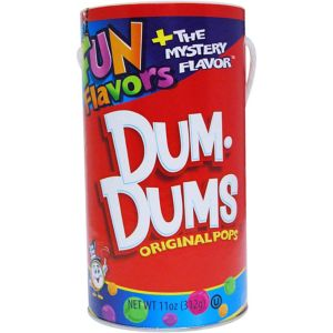 Dum Dum Pops Mega Can