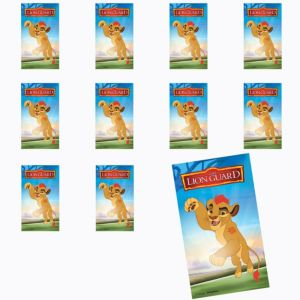 Jumbo Lion Guard Stickers 24ct