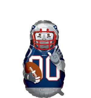 Giant Football Player New England Patriots Balloon