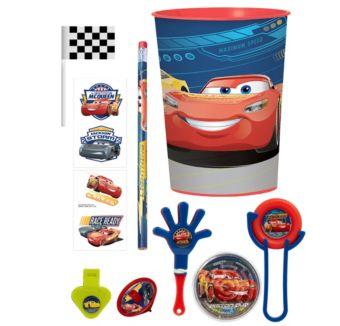 Cars 3 Super Favor Kit for 8 Guests