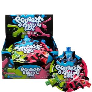 Squeeze Play Squeeze Candy 12ct