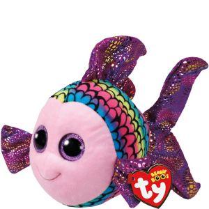 Large Flippy Beanie Boo Fish Plush