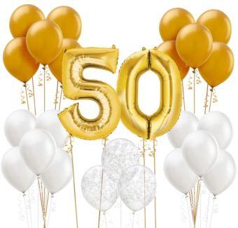 50th Anniversary Balloon Kit
