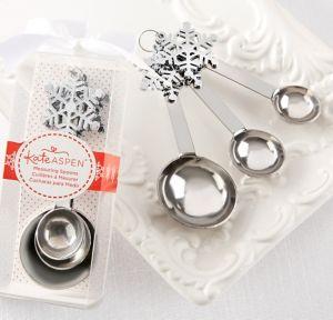 Snowflake Measuring Spoons