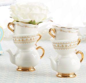 Tea Time Teapot Vase