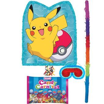 Pikachu Pinata Kit