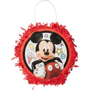 Mickey Mouse Pinata Favor Container