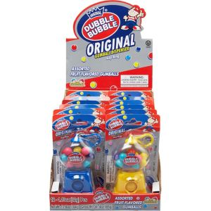 Dubble Bubble Gumball Dispensers 12ct