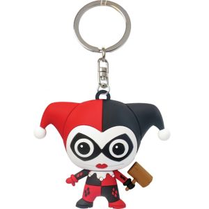 Harley Quinn Keychain - Justice League