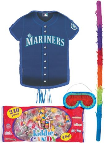 Seattle Mariners Pinata Kit