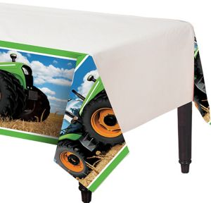 Tractor Table Cover