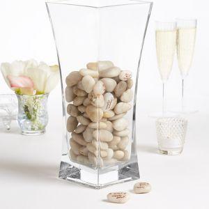 Signing Stone Vase Set