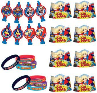 DC Super Hero Girls Accessories Kit