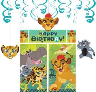 Lion Guard Decoration Kit