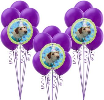 Party Pups Balloon Kit