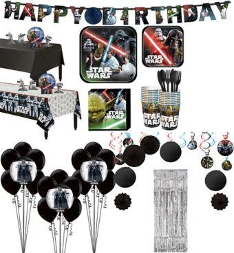 Star Wars Tableware Ultimate Kit for 16 Guests