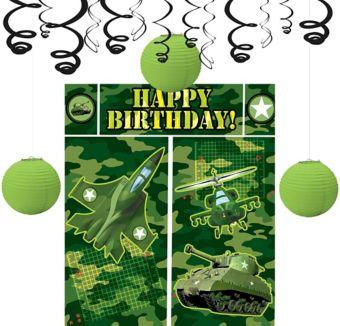 Camouflage Decoration Kit