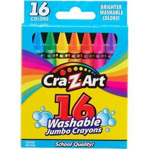 Cra-Z-Art Washable Jumbo Crayons 16ct