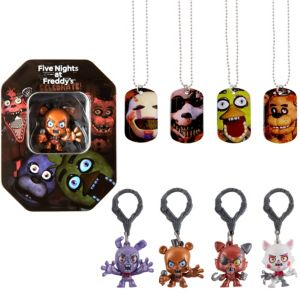 Five Nights at Freddy's Collector's Tin Mystery Pack