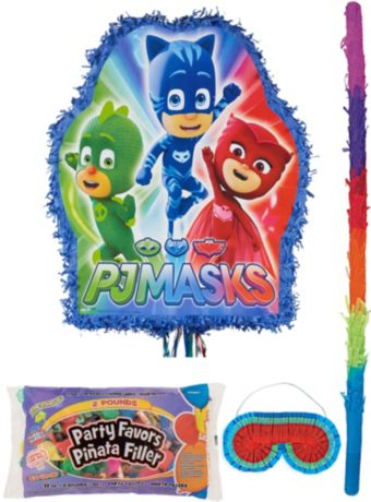 PJ Masks Pinata Kit with Candy and Favors