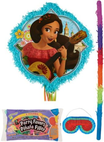 Elena of Avalor Pinata Kit with Candy and Favors