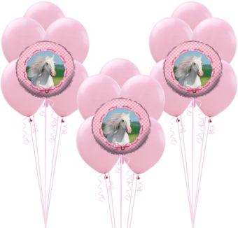 Heart My Horse Balloon Kit