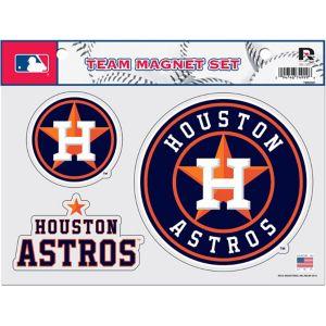 Houston Astros Magnets 3ct