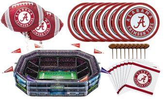 Sunny Anderson's Infladium: Alabama Crimson Tide Snack Stadium Kit