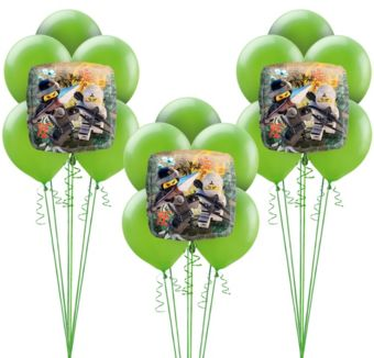 The Lego Ninjago Movie Balloon Kit