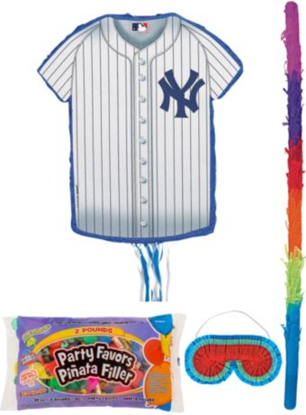 New York Yankees Pinata Kit with Candy & Favors