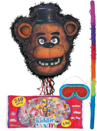 Freddy Fazbear Pinata Kit - Five Nights at Freddy's