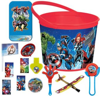 Avengers Ultimate Favor Kit for 8 Guests