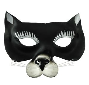 Cartoon Cat Mask