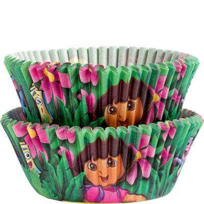 Dora The Explorer Baking Cups 50ct