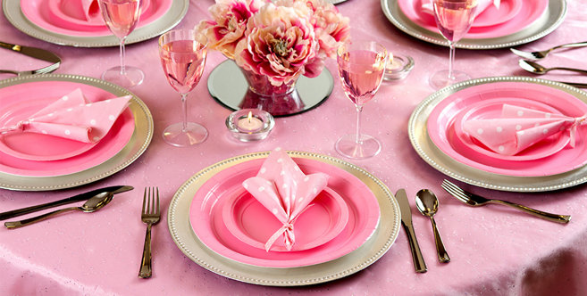 Pink Wedding Supplies #2