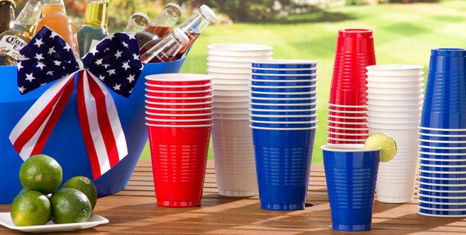 Patriotic Drinkware #2