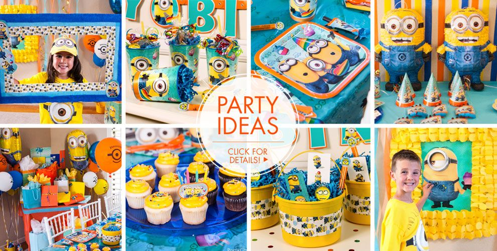 Despicable Me Party Supplies #3