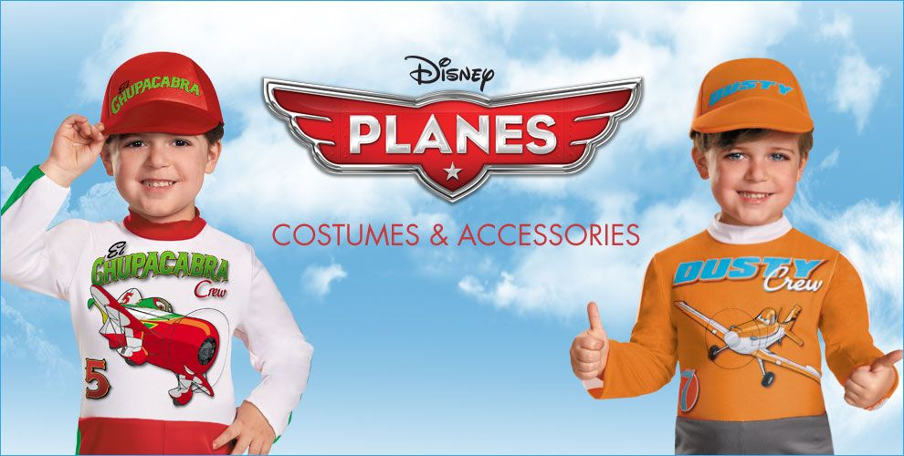 Planes 2 Party Supplies #2