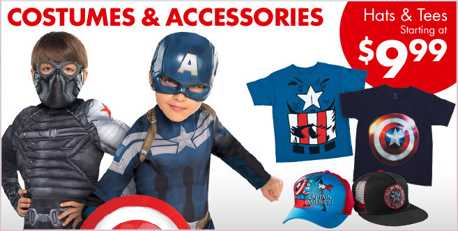 Captain America Party Supplies #2