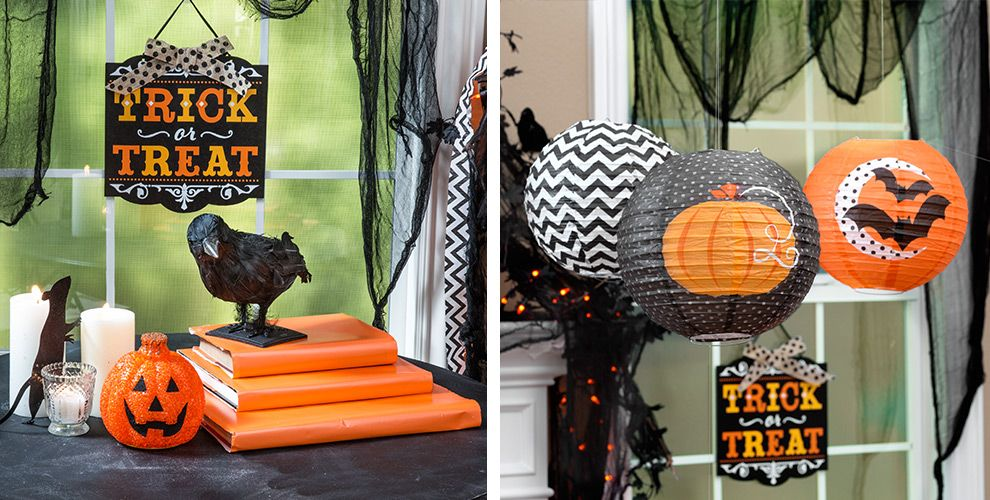 Modern Halloween Decorations #4